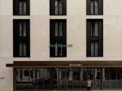 Открылся после обновления Bvlgari Hotel в Милане