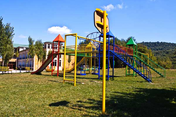 Детская площадка Cənnət Bagı Quba