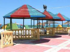 Пляж Gızıl Gum