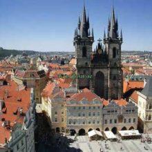 Город Прага — Чехия