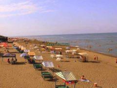 Пляж в Набране