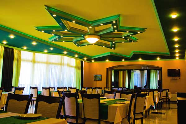 Ресторан Altıağac Cənnət Bağı