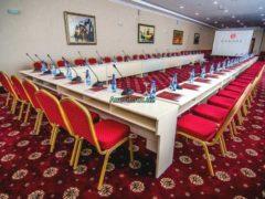 Зал конференции отеля Ramada Baku