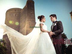 Бракосочетание по проекту Four Seasons Hotel Baku