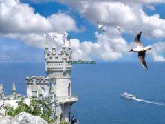 В Крыму туристы оставили 60 млрд. рублей