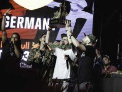 В Баку прошел чемпионат диджеев Red Bull Thre3Style