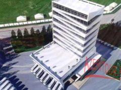 В Нафталане построят отель при автовокзале