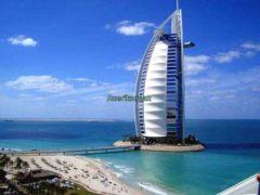 Отели Дубая посетило 5,8 млн туристов