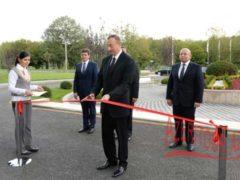Открытие отеля Кавказ Енгиджа Термал Отель и СПА