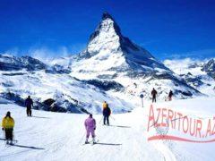 США первая в горнолыжном туризме