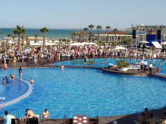 Amburan Beach Club Baku
