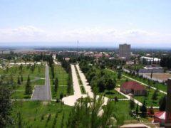 Белакенский городской парк