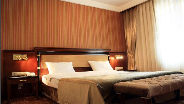 Комната отеля Atropat Hotel