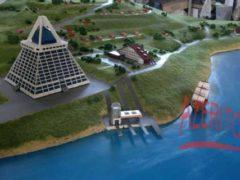 Туристический комплекс Кезеной-Ам в Чечне