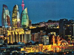 Баку популярен среди российских туристов