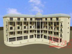 В Баку построят отель для спортсменов