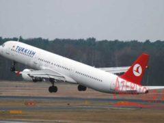 Новый авиарейс из Стамбула в Баку