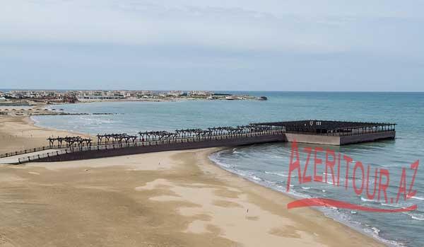 Апшеронский полуостров пляжей 67