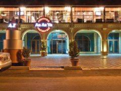 Ресторан Anazya