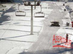 Горнолыжный курорт Туфандаг закрыл зимний сезон