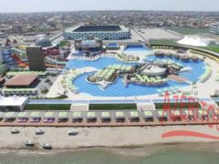 Новая зона отдыха Dalğa Beach-Aqua Park