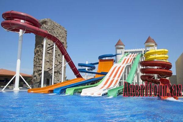 Аквапарк Dalga Beach Aquapark Resort