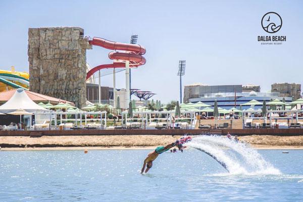 Развлечения Dalga Beach Aquapark Resort