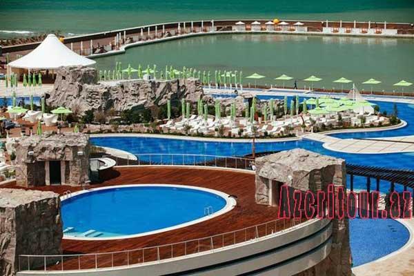 Зона отдыха Dalga Beach Aquapark Resort