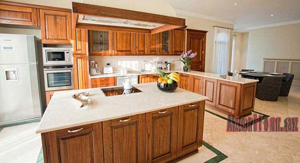 Кухня Bilgah Estates Villa Resort