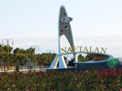 Курорт Нафталан — Азербайджан
