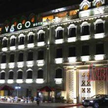 Отель Vego Hotel