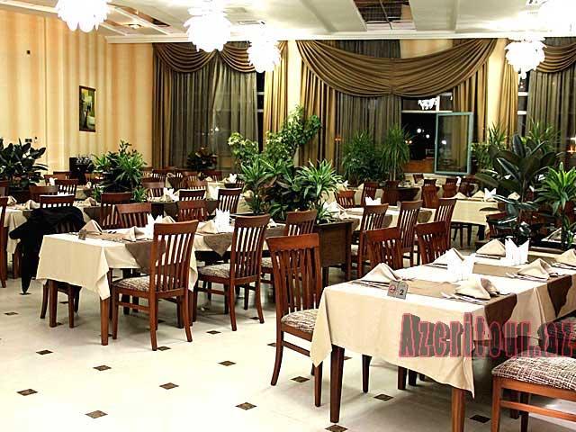 Ресторан-Qaşaltı-Sanatoriyası