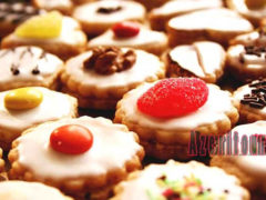 Второй традиционный фестиваль сладостей в Шеки