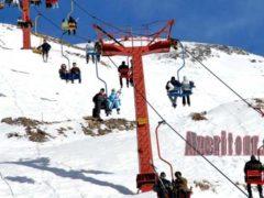 Известны цены катания на лыжах в Туфандаг и Шахдаг