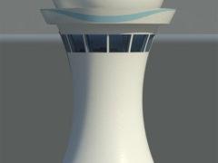 Открылась новая вышка в международном аэропорту