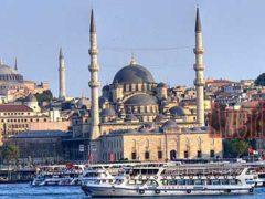 Стамбул посетили 200 тысяч азербайджанских туристов