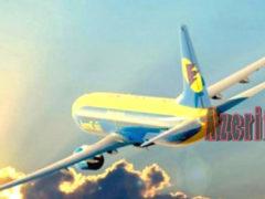 Украинские Авиалинии объявила о скидках в Баку