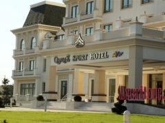 Новые цены в отелях курорта Туфандаг