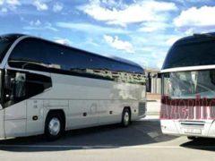 Автобусный рейс Нахичывань — Батуми — График