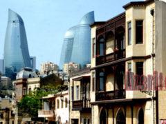 Число прибывших туристов в Азербайджан растет