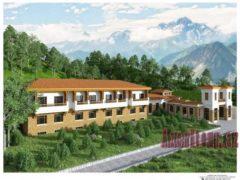 Marxal Resort & Spa — новая зона отдыха Шеки