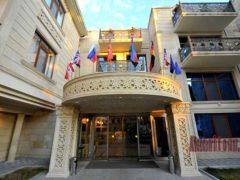 Сколько звёзд у Азербайджанских отелях
