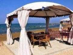 Пляжные рестораны Баку