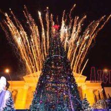 Сколько стоит Новый Год 2017 в регионах Азербайджана