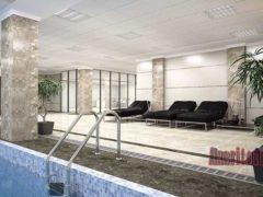 Sumgayit Plaza Otel — большой отель в Сумгайыте