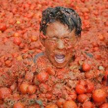 В Азербайджане впервые пройдет томатный фестиваль