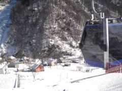 Туристический комплекс Туфандаг открыл лыжный сезон