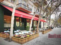Кафе Paris Bistro