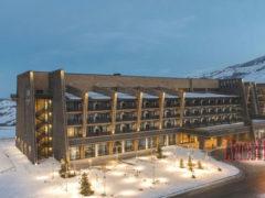 Сколько стоит ночлег в отелях Шахдаг