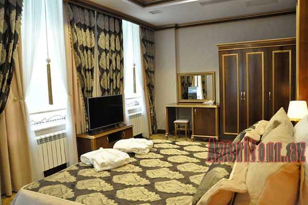 Номер отеля Joyy Hotel & Spa